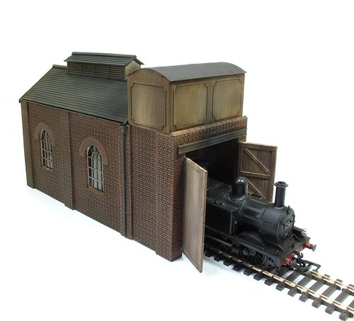 Wills Engine shed