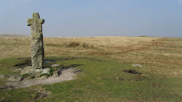 Horn's Cross (restored)