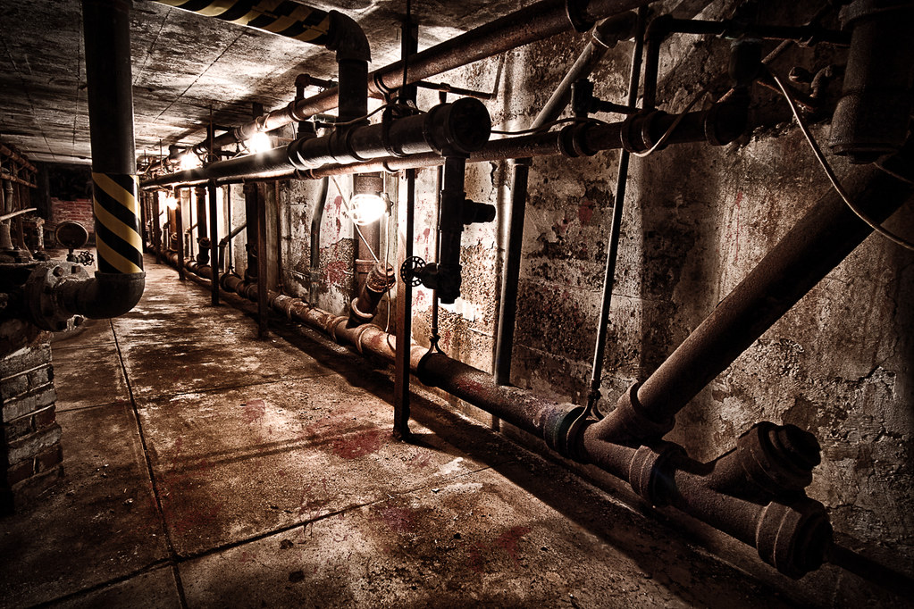 Creepy Basement | By Jeffsmallwood Creepy Basement | By Jeffsmallwood