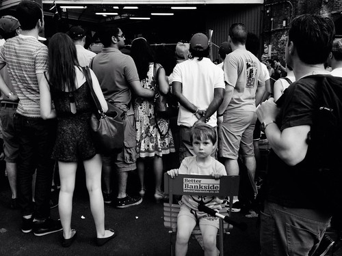 Bastille day, Borough Markets, London | by oggsie