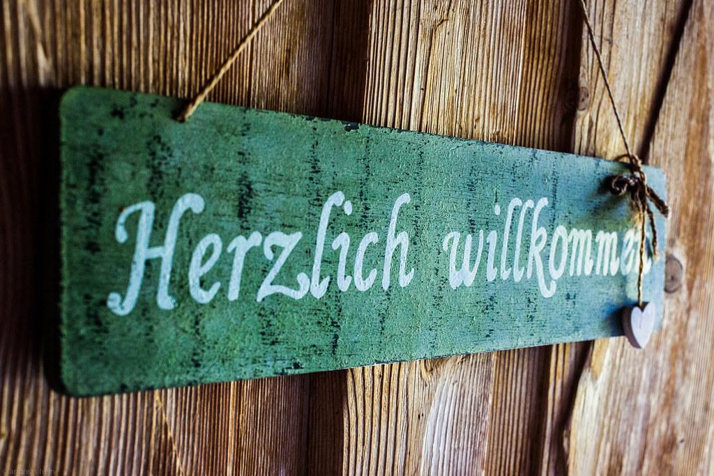 Image result for Herzlich Willkommen