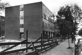 Hibbs Hall, 900 Park Ave., 1959, 1967 | by VCU Libraries