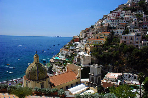 Positano | by Pug Girl