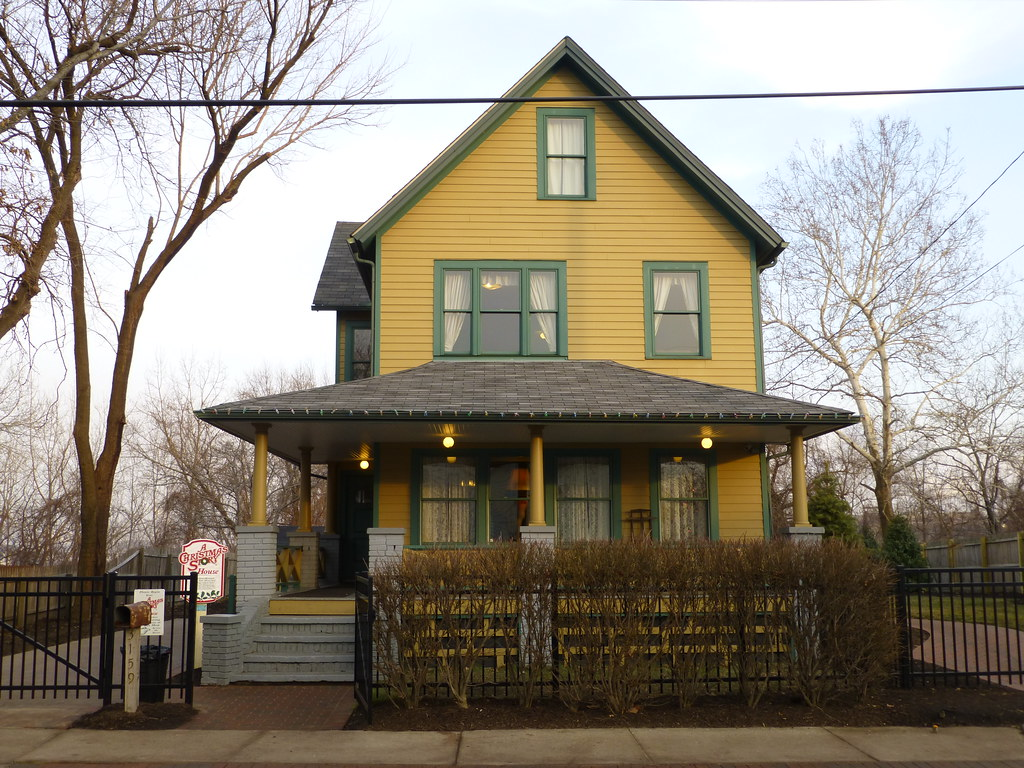 cleveland oh christmas story house by armyarch