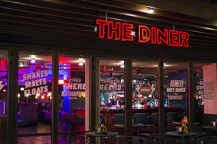 The Diner Southampton