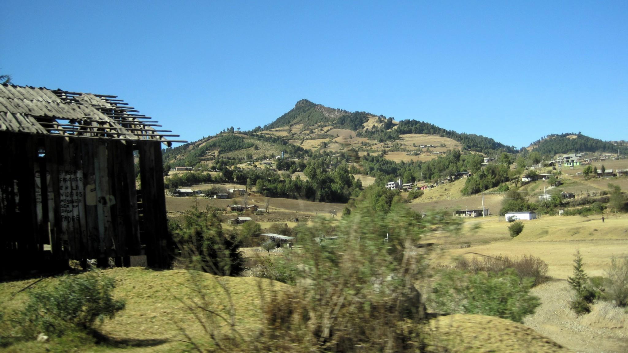 Vers Ocampo (Michoacan)