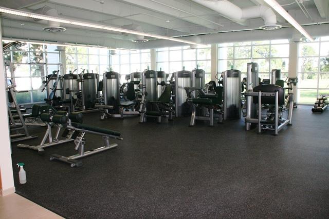 Palm Beach State College Gym