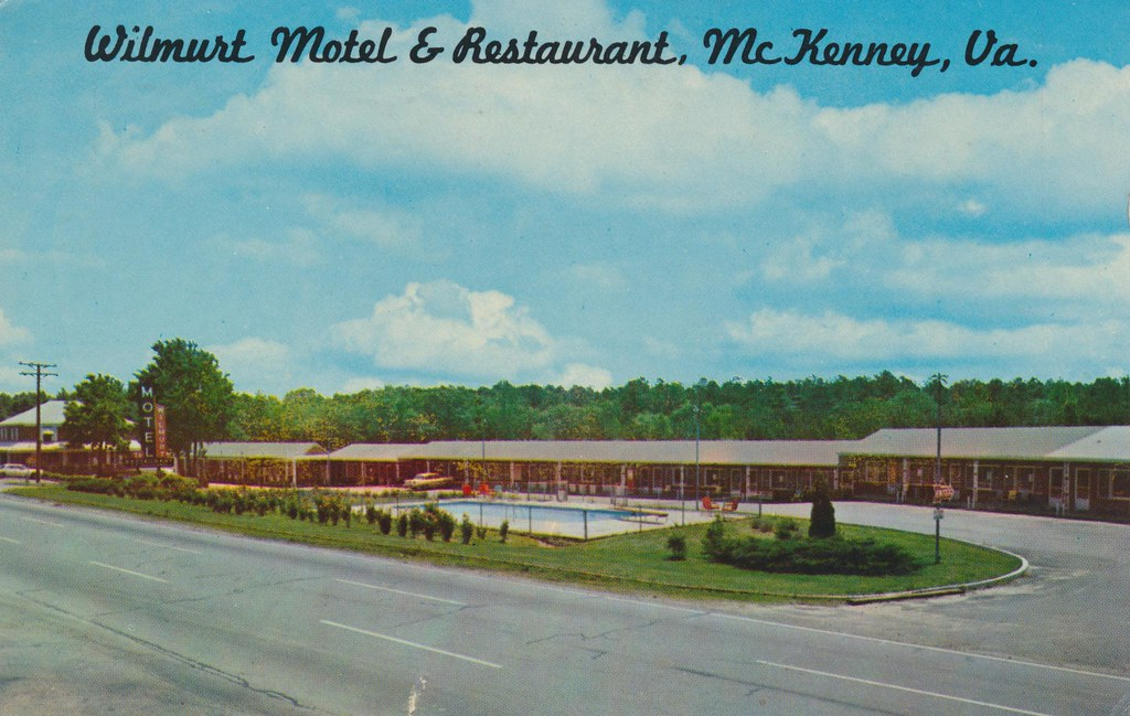 Wilmurt Motel & Restaurant - McKenney, Virginia