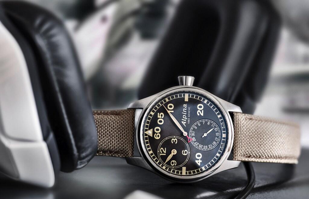Alpina Watches Startimer Pilot Regulator Manufacture Ref Flickr - Buy alpina watches