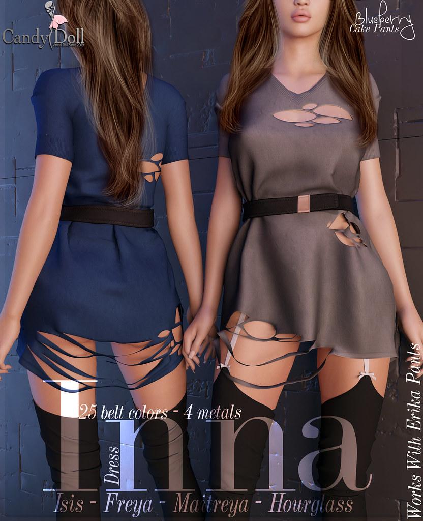 Inna Dress