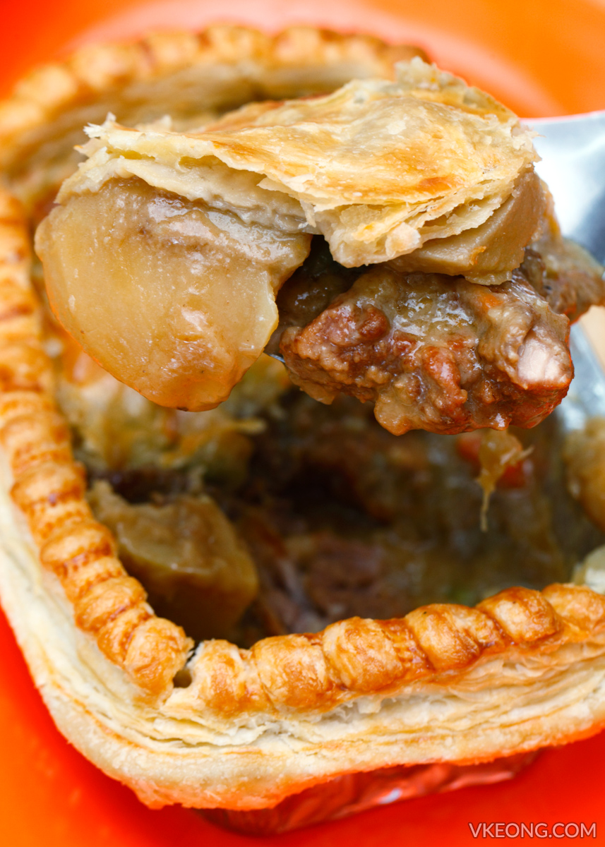 Pork Ribs Pie KP Tong Hong