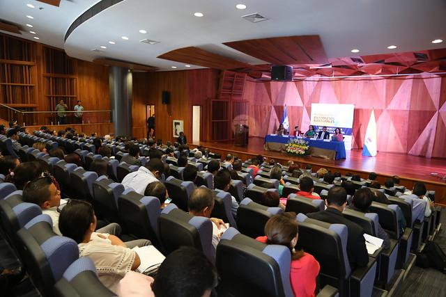 Transparencia en los Procesos Electorales ASJ/UNAH