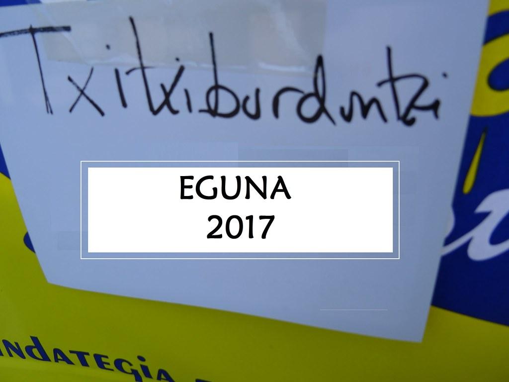 Txitxiburduntzi eguna 2017