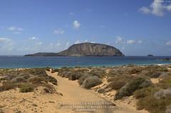 Playa de las Conchas (La Graciosa, Islas Canarias)