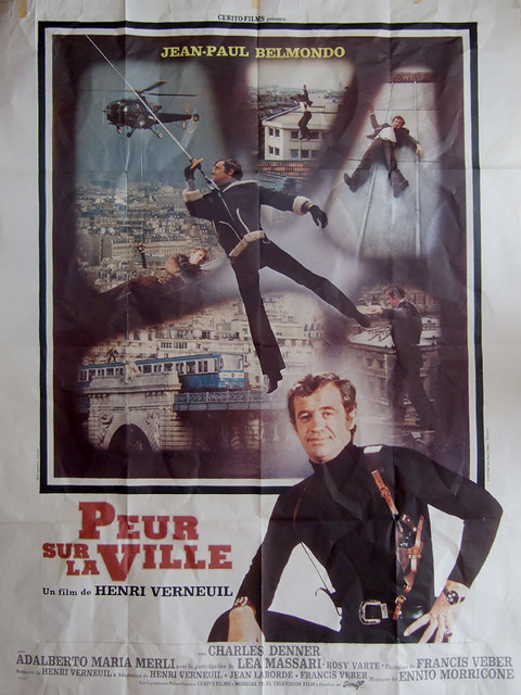 Peur sur la Ville - Poster 5