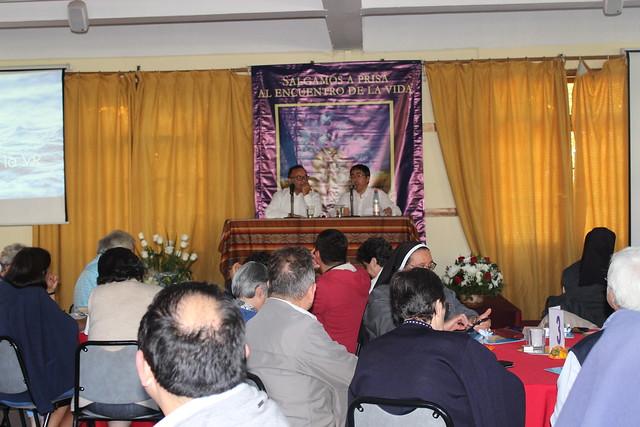 Se inició la XLIX Asamblea General de CONFERRE