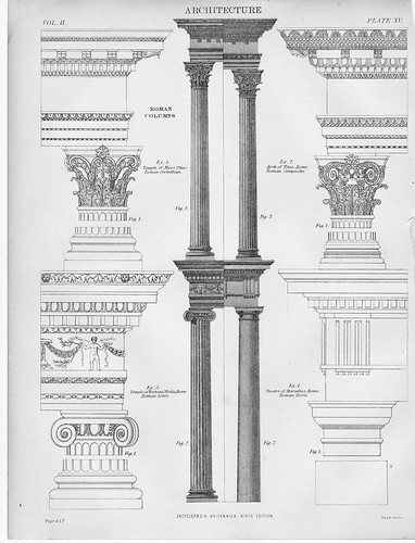 roman architect Home roman concrete the riddle of ancient roman concrete the riddle of lime and pozzolan in specific ratios to match the desires of the roman architect.