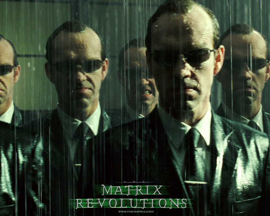 Image result for agent smith
