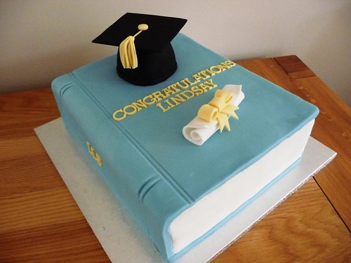 Graduation Cake Anne Hepworth Smith Flickr