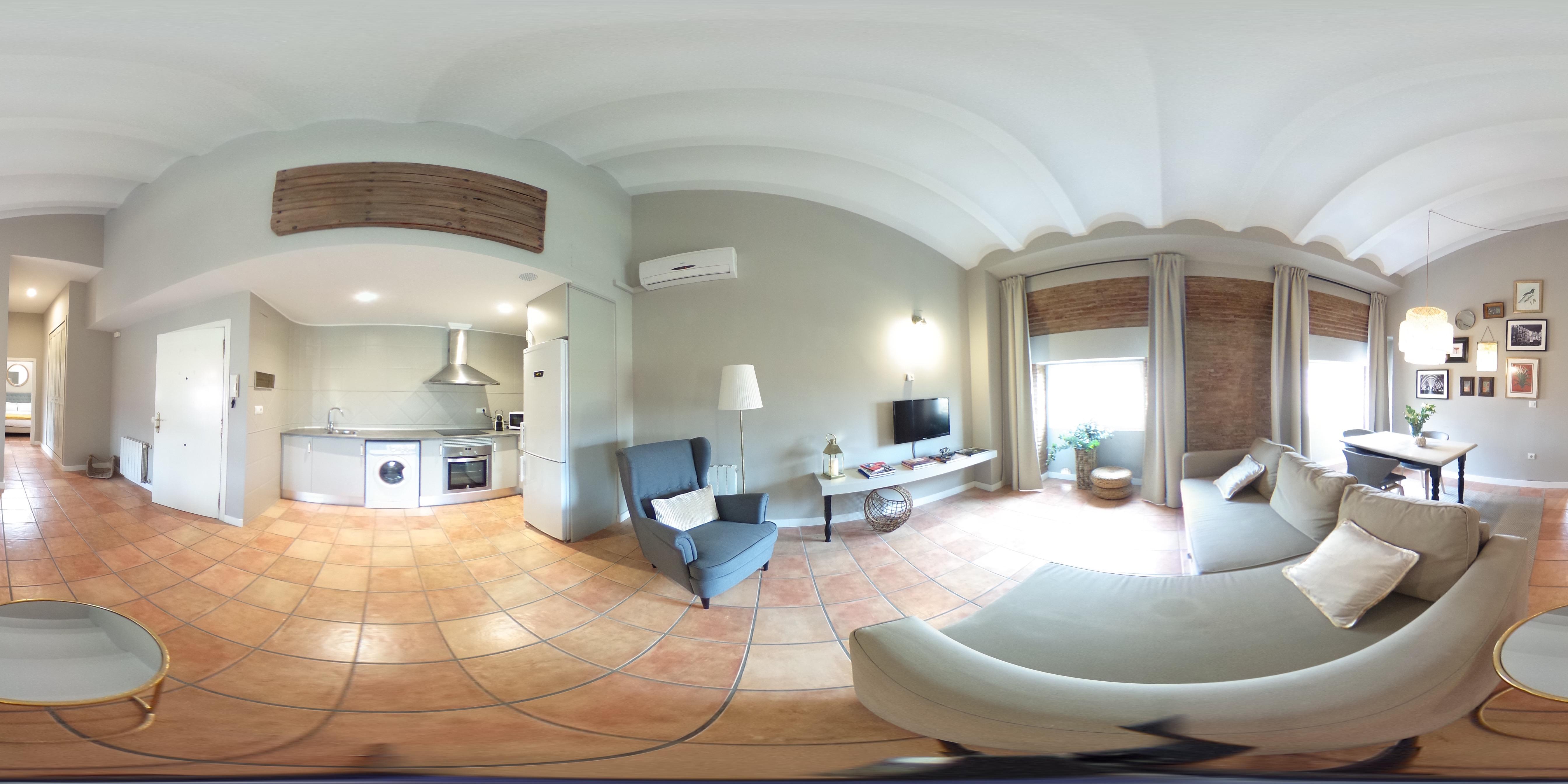 Comedor apartamento turistico