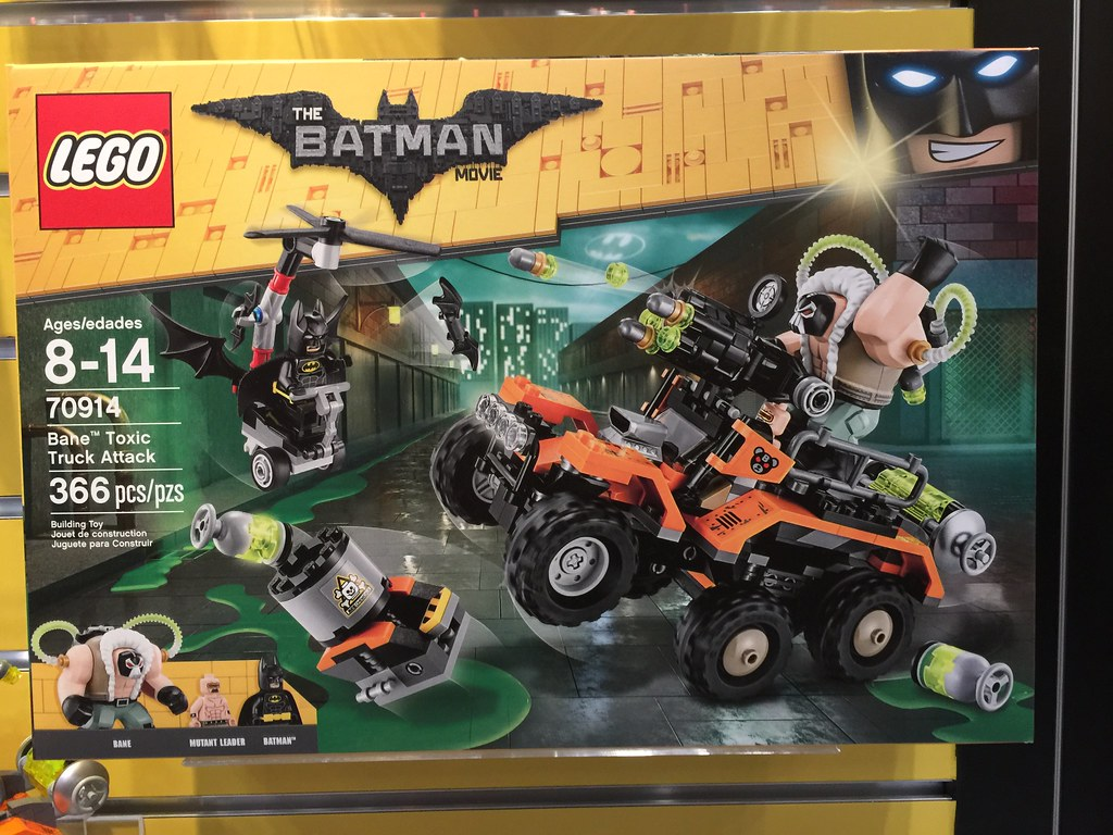 The LEGO Batman Movie Summer 2017