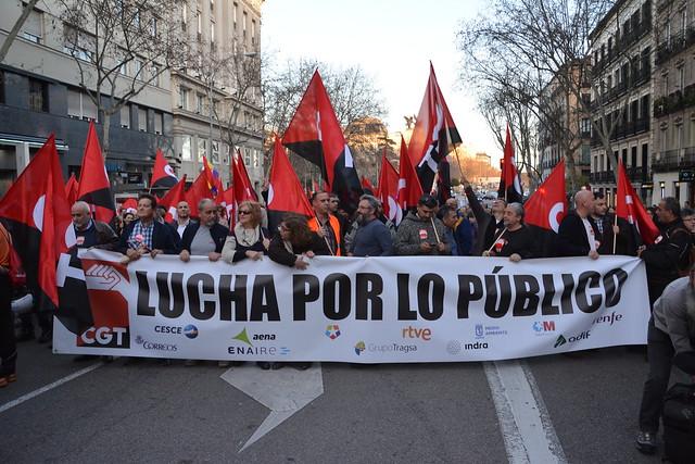 25F Madrid Marchas de la Dignidad