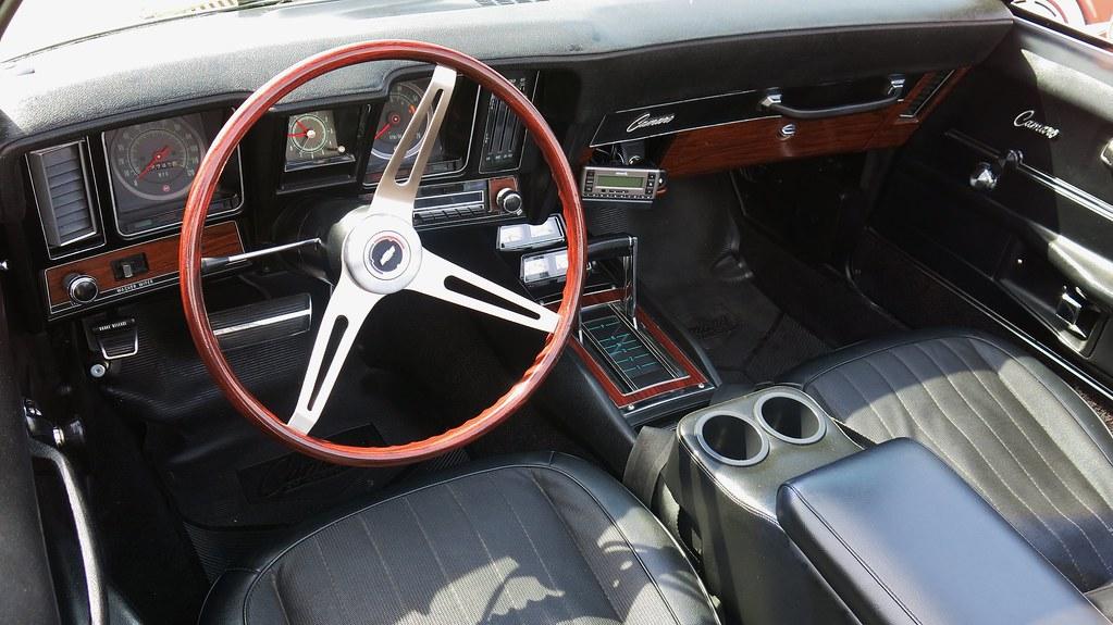 ... 1969 Chevrolet Camaro SS Convertible / Interior | By Custom_Cab