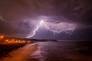 Pacifica Lightning | by Konvolinka Photography