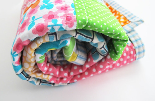 Baby Quilt | by michellepatterns