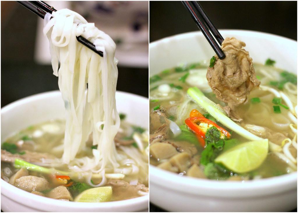 Vietnamese Food: Madam Saigon