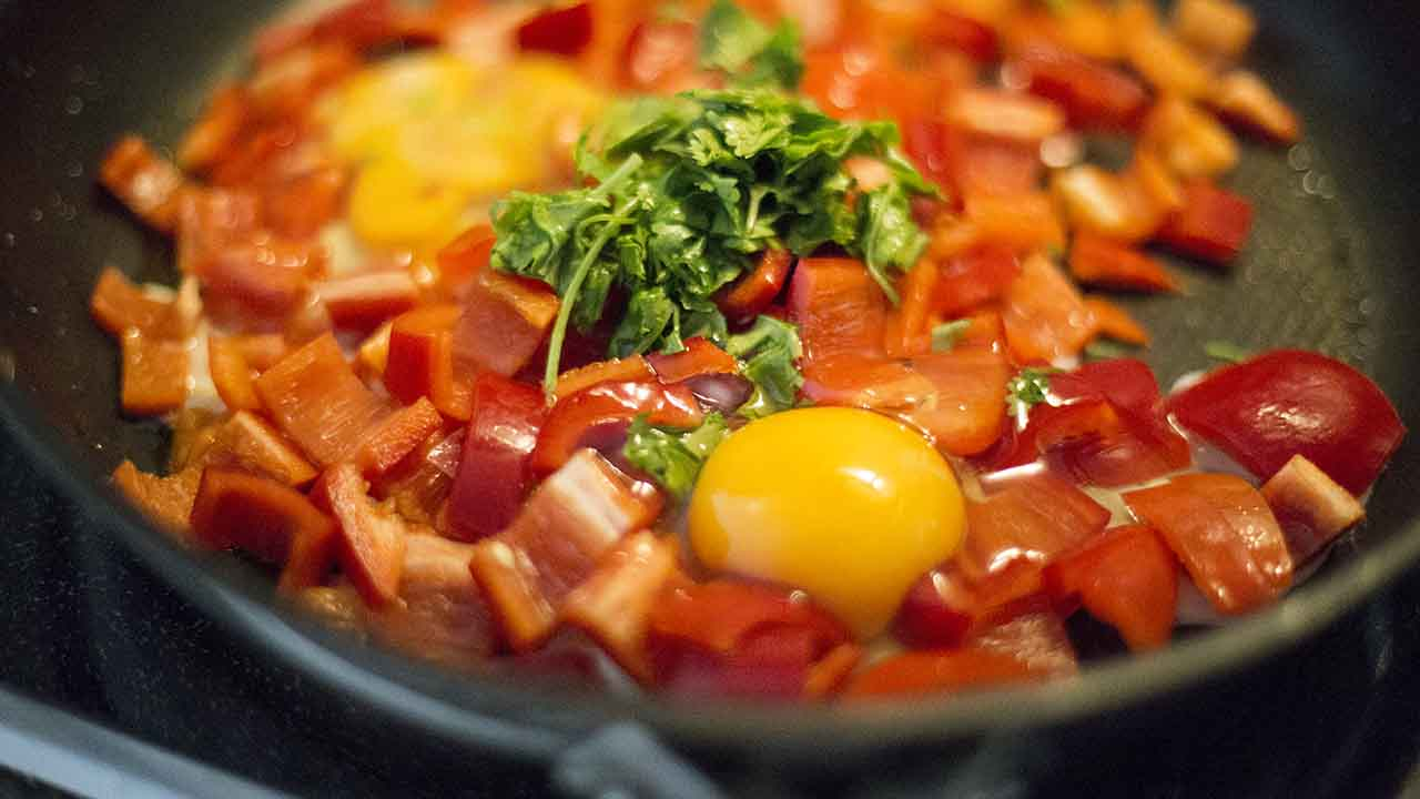4 Reasons To Eat Eggs #3: It Is Easy To Cook