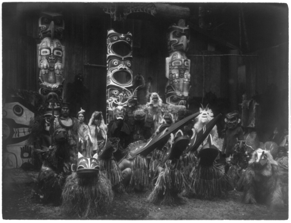 edward curtis Kwakwaka'wakw Kwakiutl first nation