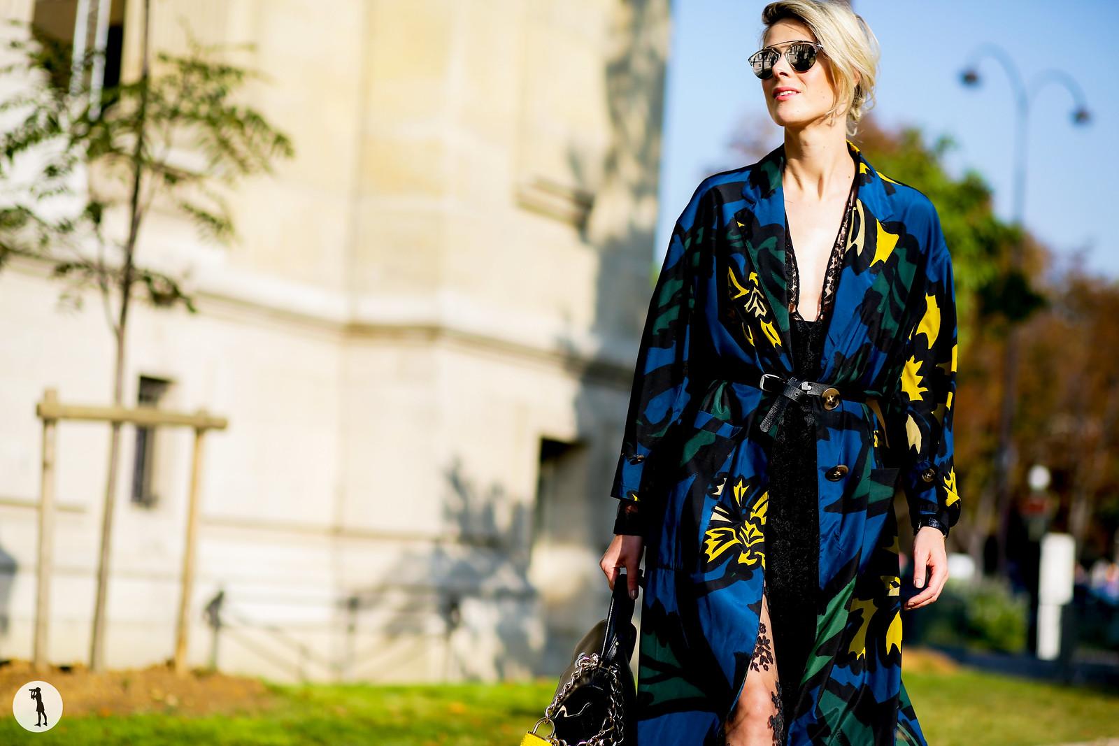 Sofie Valkiers - Paris fashion week RDT SS15 (3)