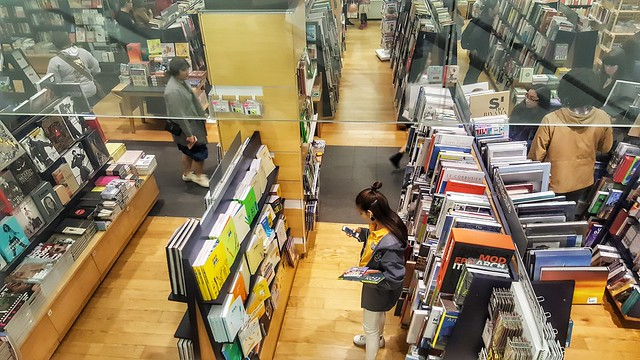 NYC Bookstoes_Kinokuniya (2)