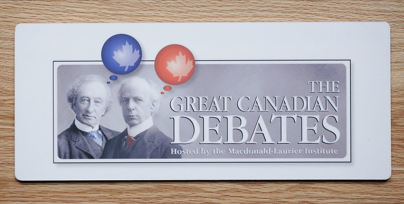 Great Canadian Debate, March 28, 2017