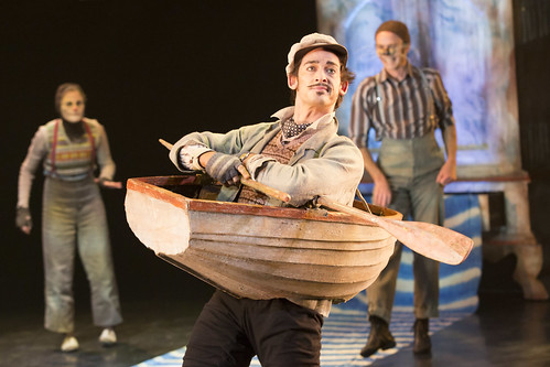 Will Kemp as Ratty in Wind in the Willows  © ROH / Johan Persson 2012 | by Royal Opera House Covent Garden
