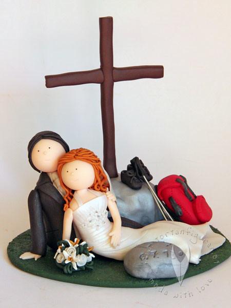 Bergsteiger Brautpaar Hochzeitstortenfigur Tortenfiguren Flickr