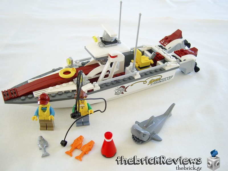 ThebrickReview: 60147 Fishing Boat 32447703553_e4d78e93b6_c