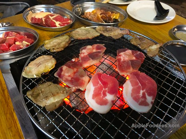 Japanese Authentic BBQ and Nabe Kepong