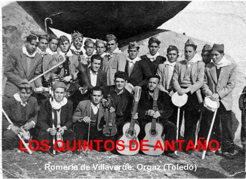 Los Quintos - Romería de Villaverde