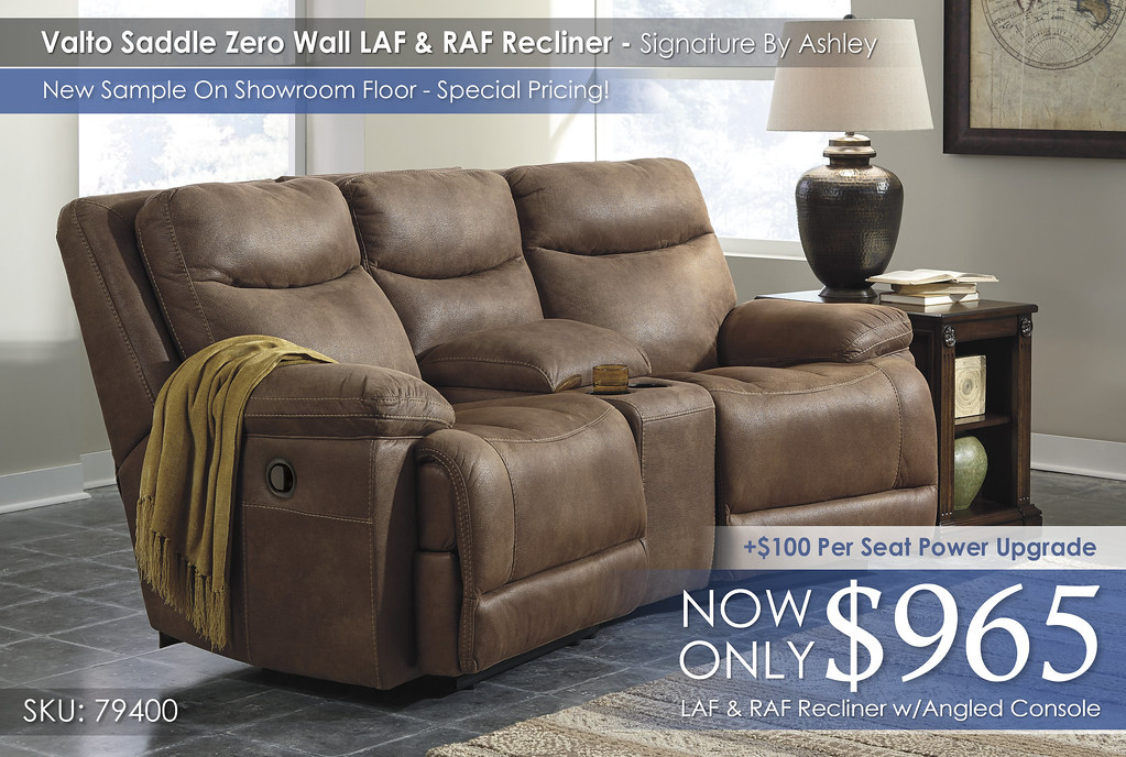 Valto Saddle Zero Wall Recliner 79400-40-27-41-CLSD