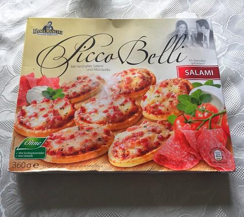 Mamma Mancinis Picco Belli Salami