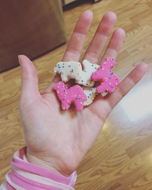 Impulse buy. 7 cookies in one serving? HA.