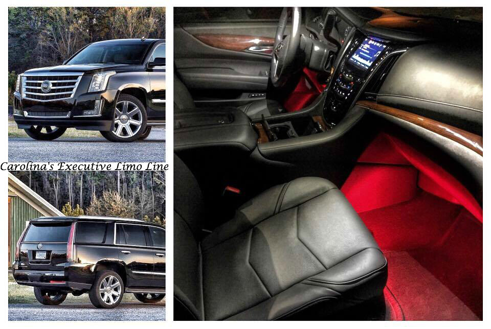 Ce Limo Line Offers Our Brand New Cadillac Escalade Flickr