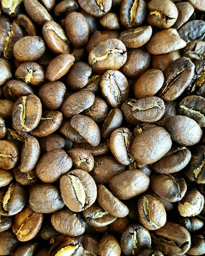 Colombia Inza Finca El Silencio. Just roasted. Come and get yours! 👍👍