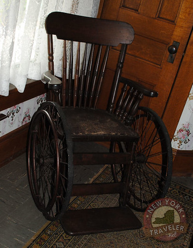 Hanford Wheelchair | by mrsmecomber