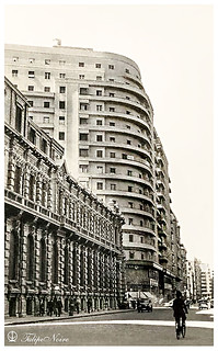 the old national bank immobilia building cairo in 1940