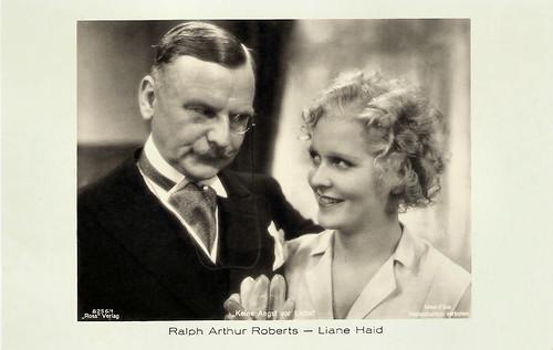 Ralph A. Roberts and Liane Haid in Keine Angst vor Liebe (1933)