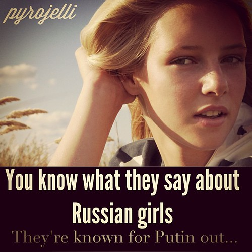 Russian lol girls