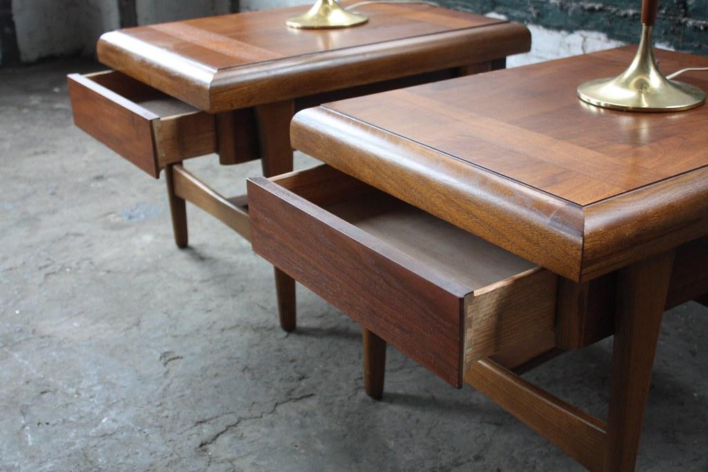 Inspiring Lane Mid Century Modern End Side Table Night Sta Flickr